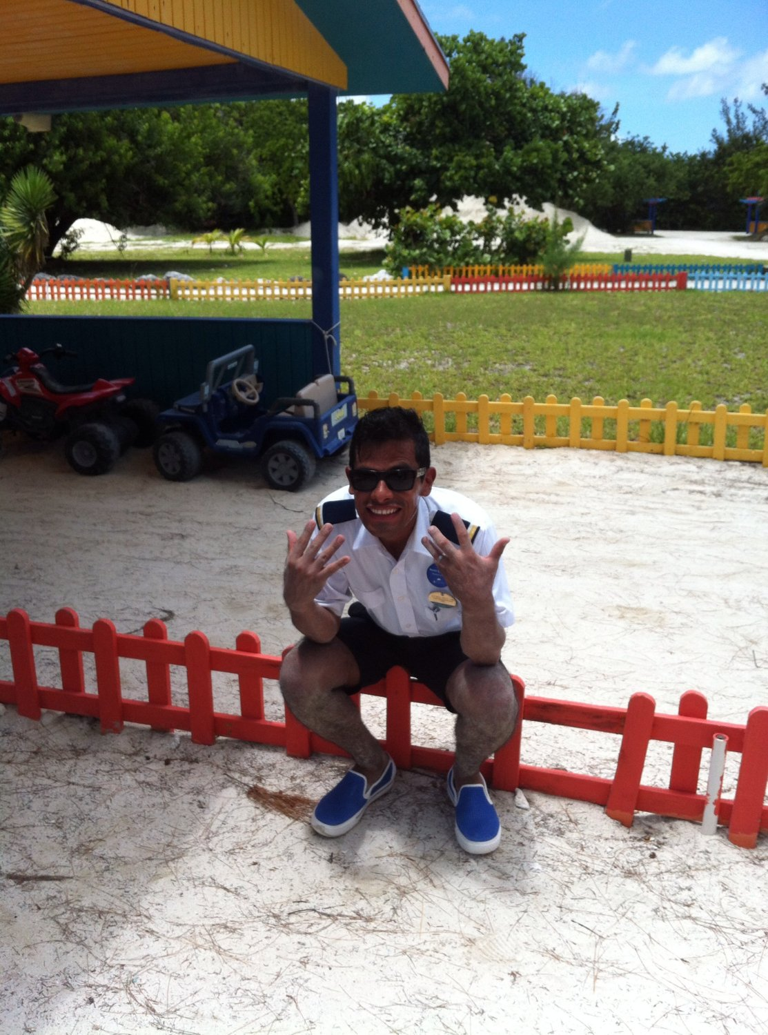 Lovely Cococay!
