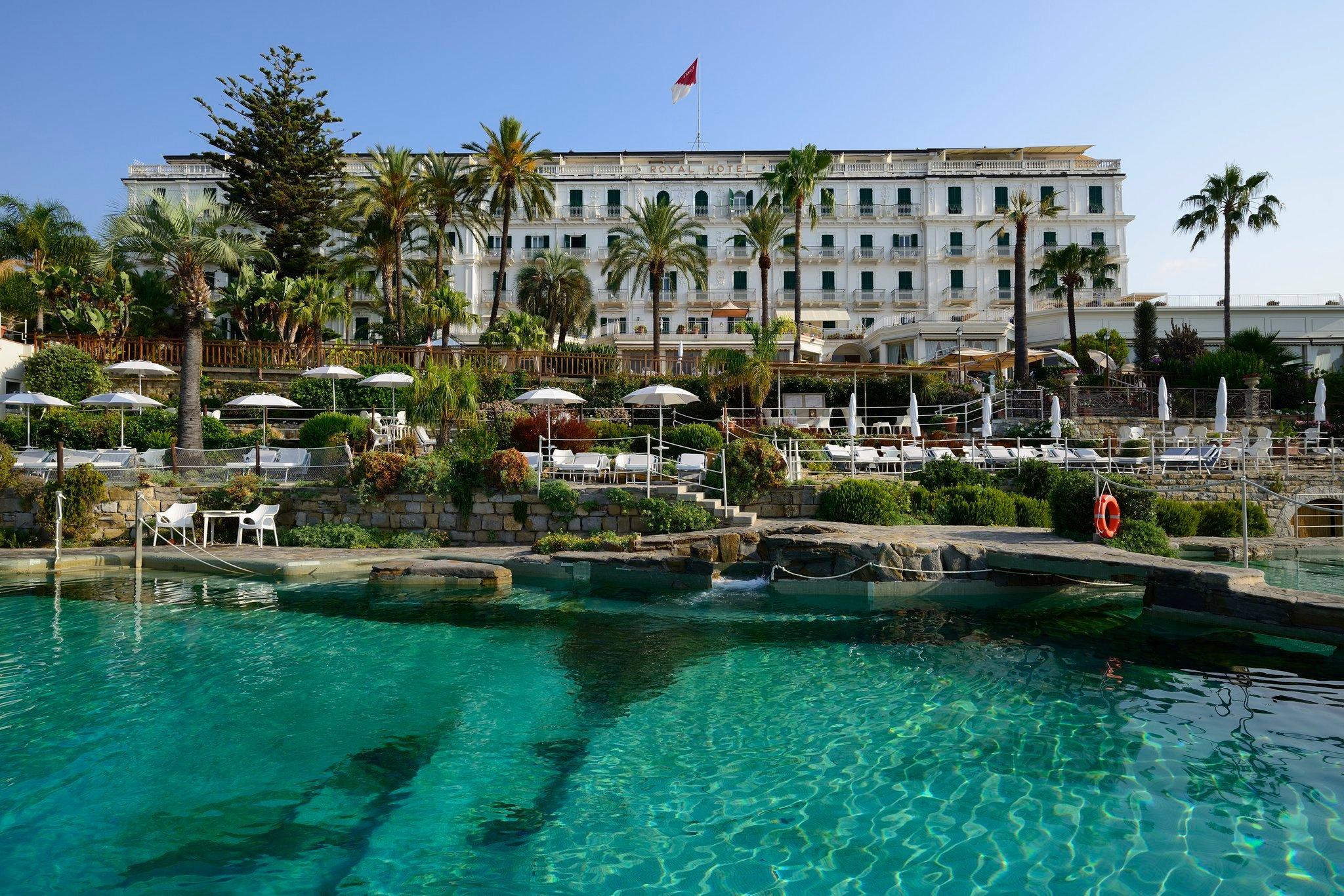 로열 호텔 산 레모