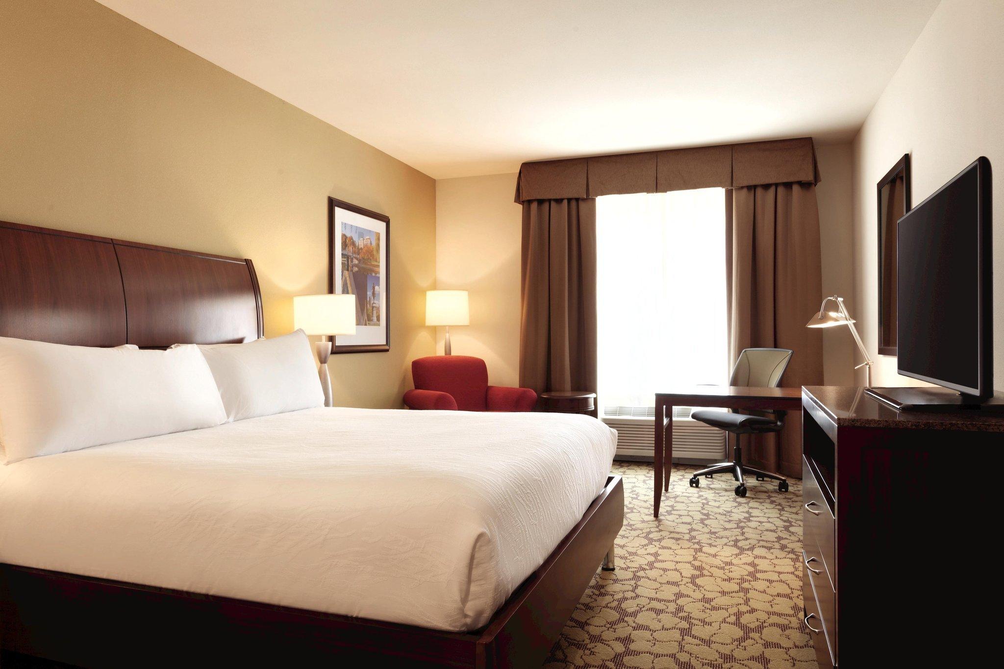 Hilton Garden Inn Boston Logan Airport Ma United States