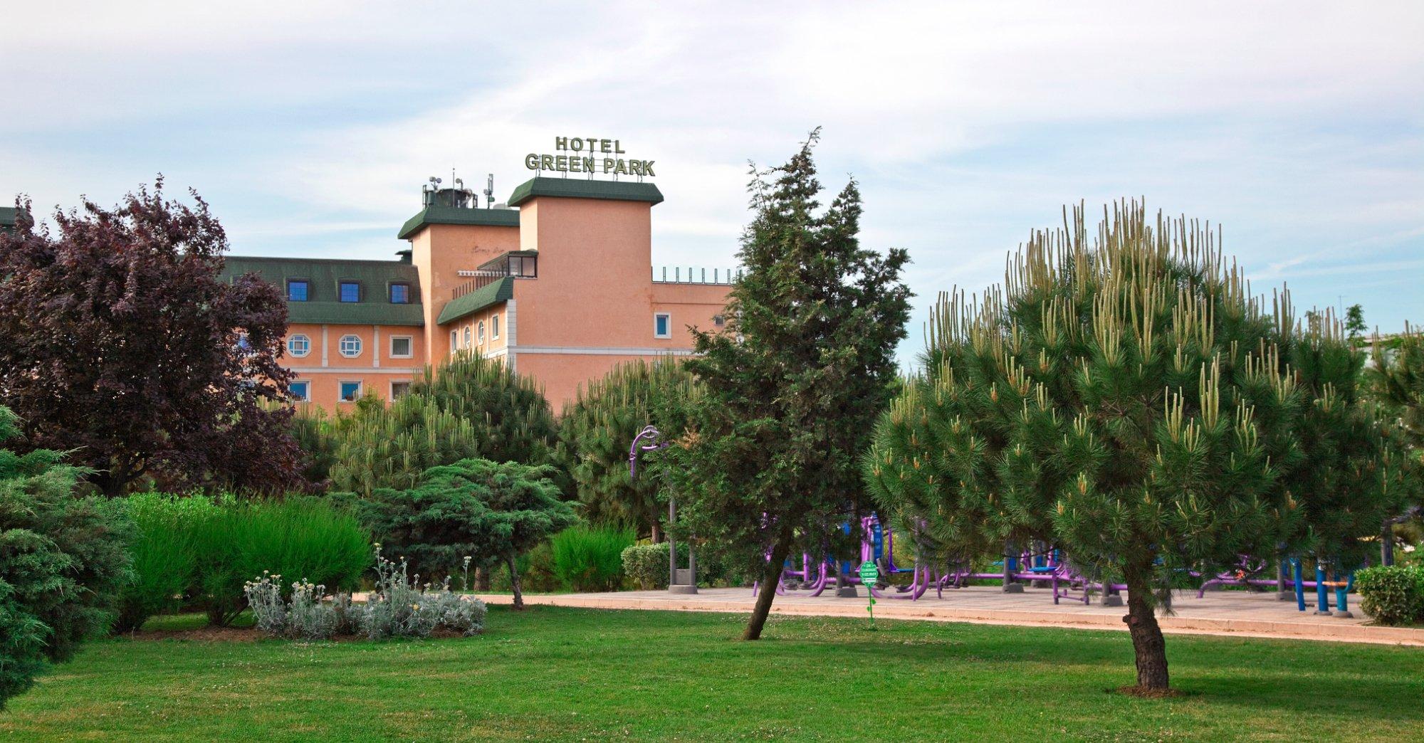 ザ グリーン パーク ホテル マーター