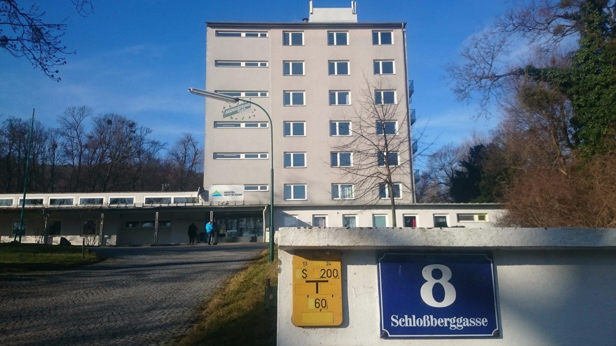 Hostel Hutteldorf