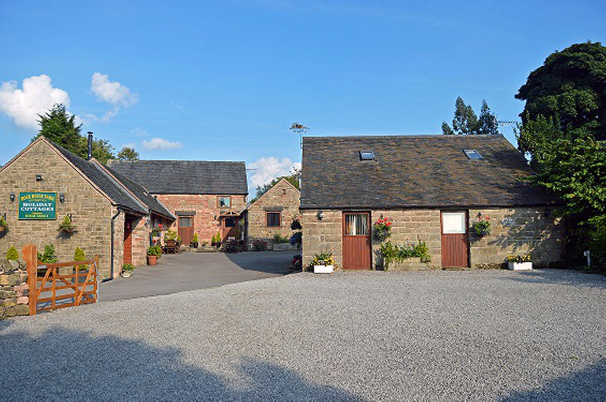 Rock House Farm Holiday Cottages