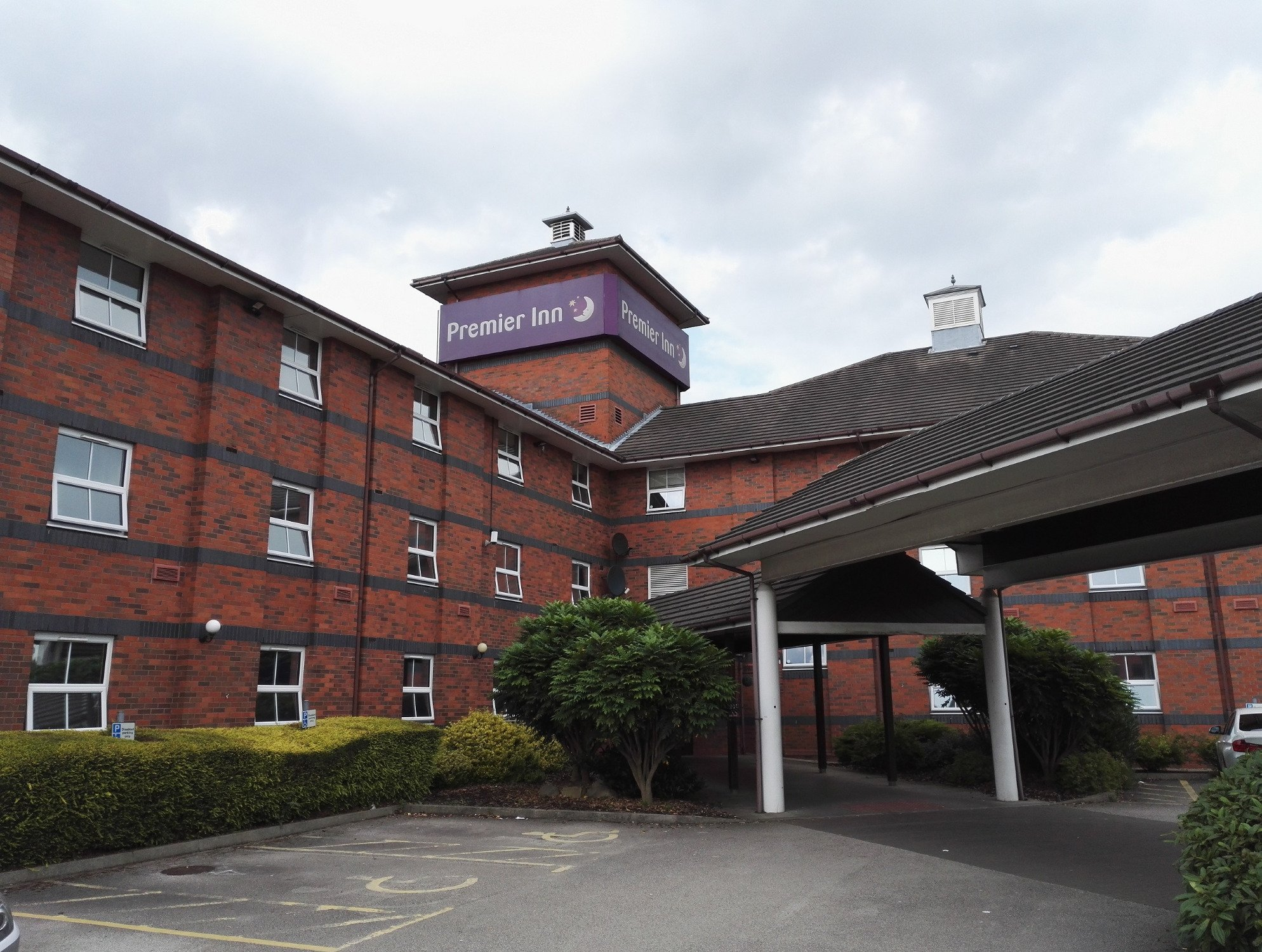 Premier Inn Derby East Hotel