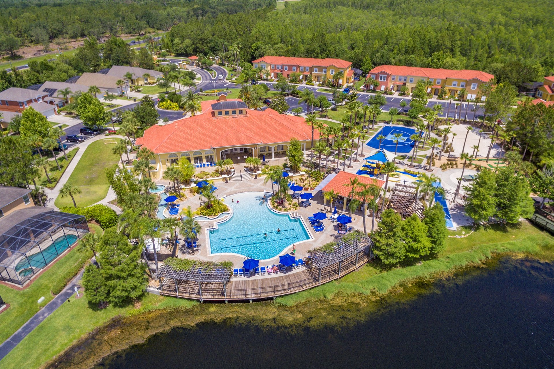 Terra Verde Resort Kissimmee Florida