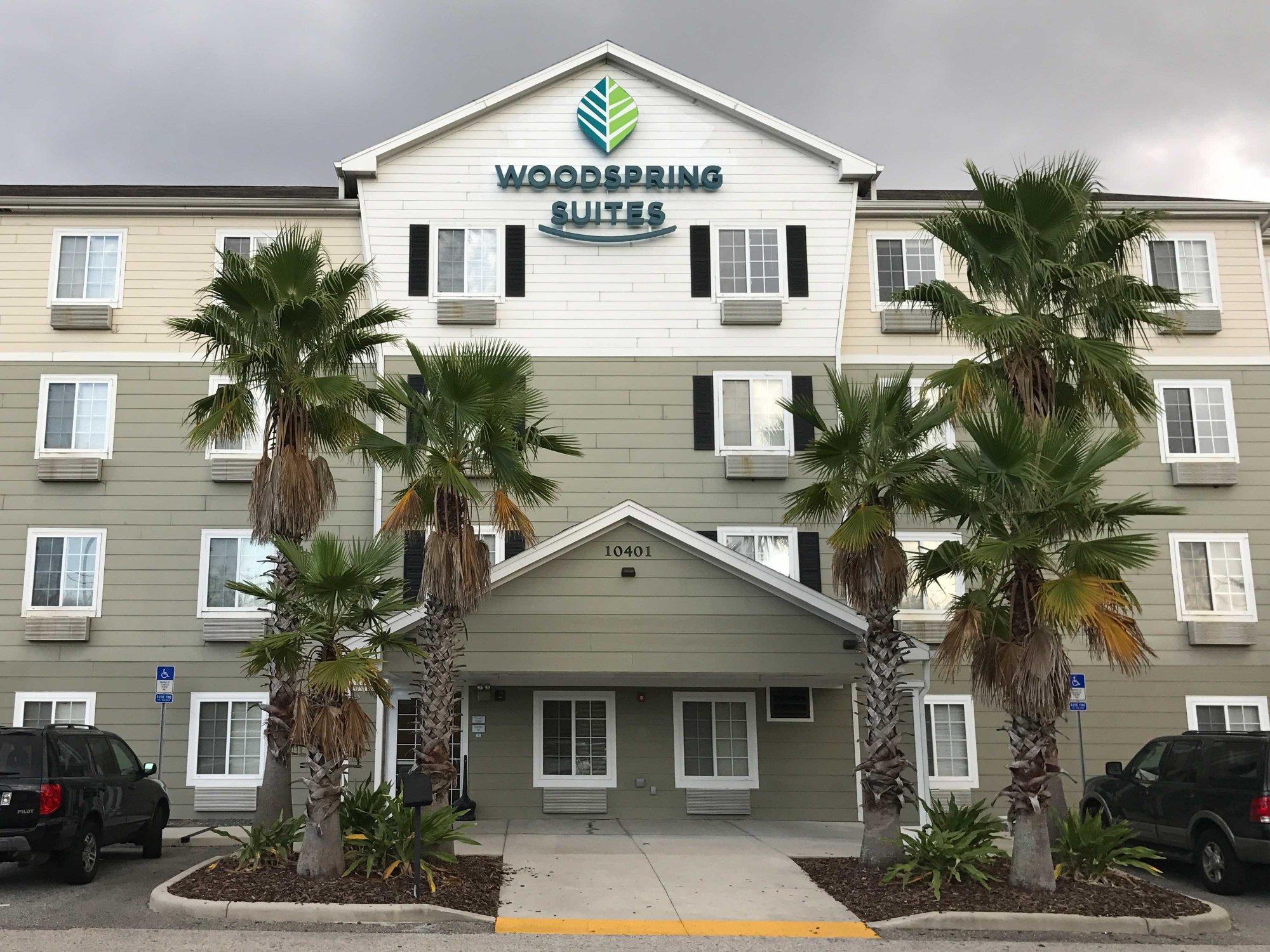 WoodSpring Suites Orlando Clarcona