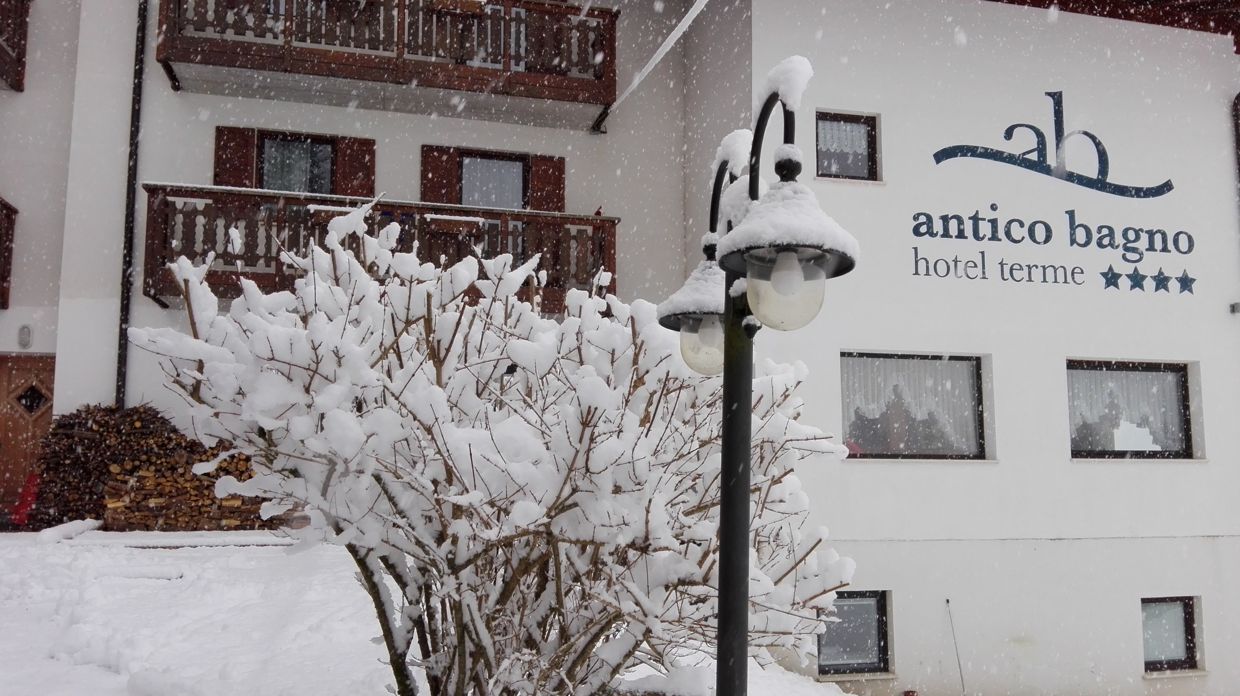 安蒂科博爾戈飯店