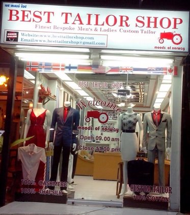 Best Tailor Shop