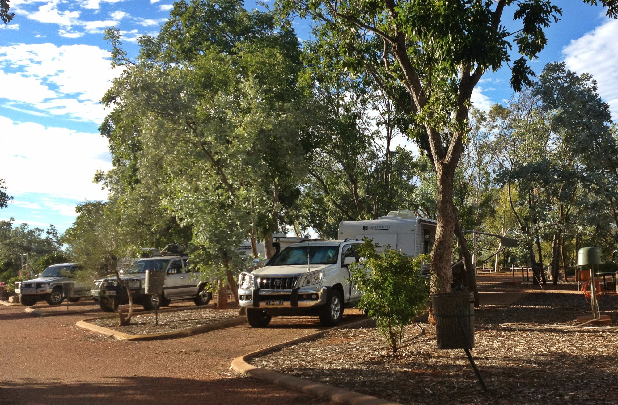 OutBack Caravan Park