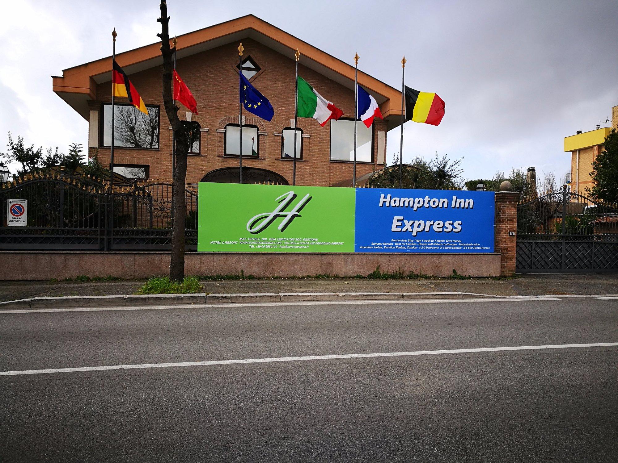 Hotel Euro House Inn
