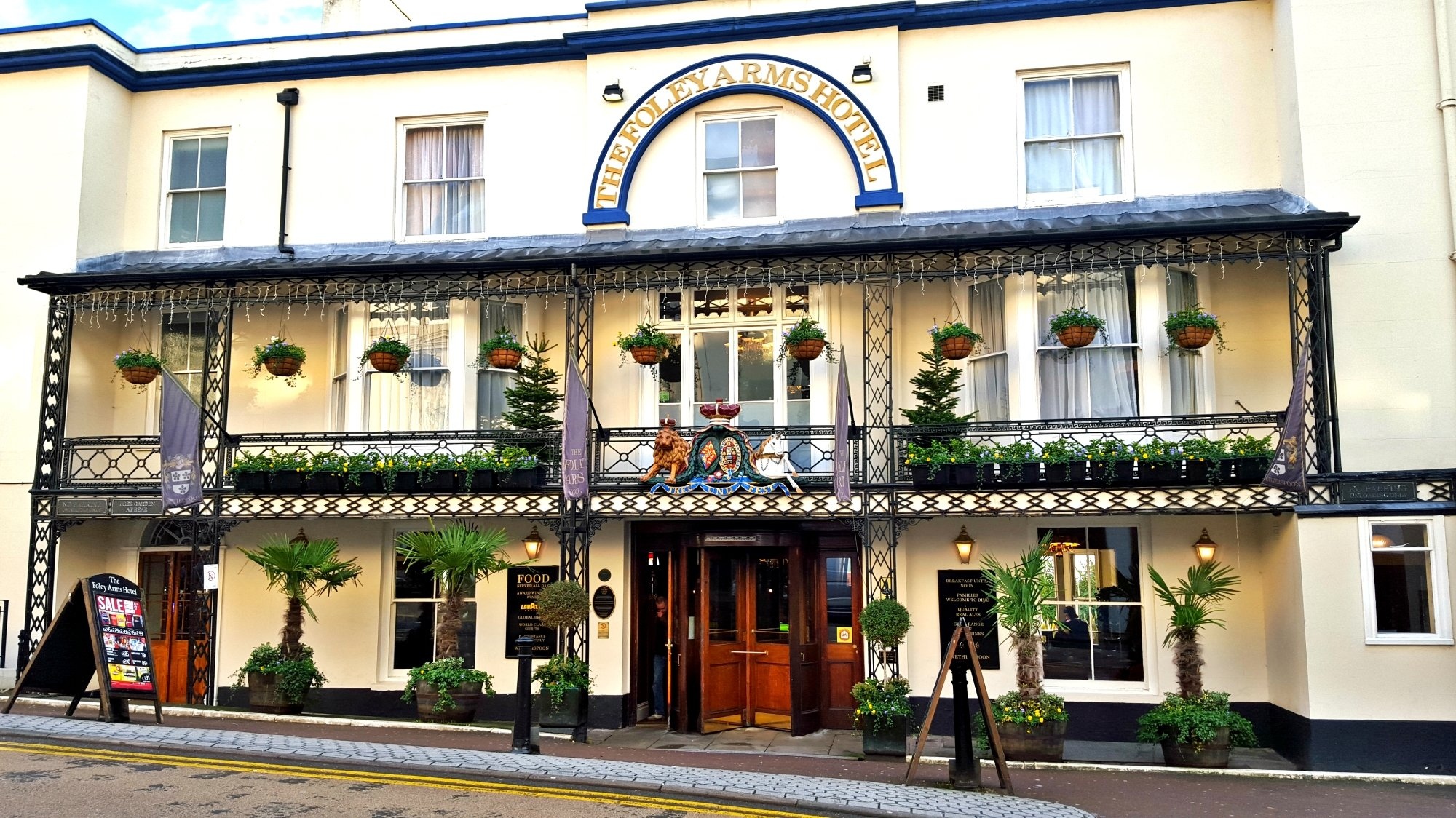 Foley Arms Hotel