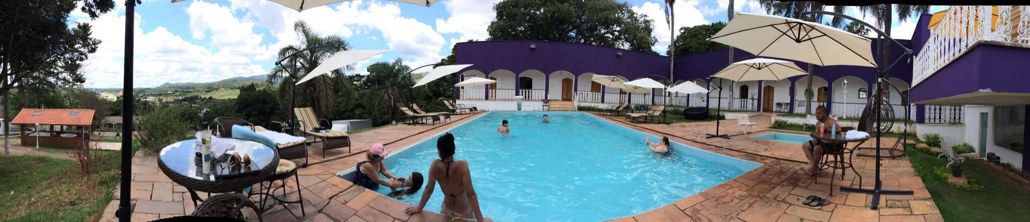 Pousada Parque da Colinas de Atibaia