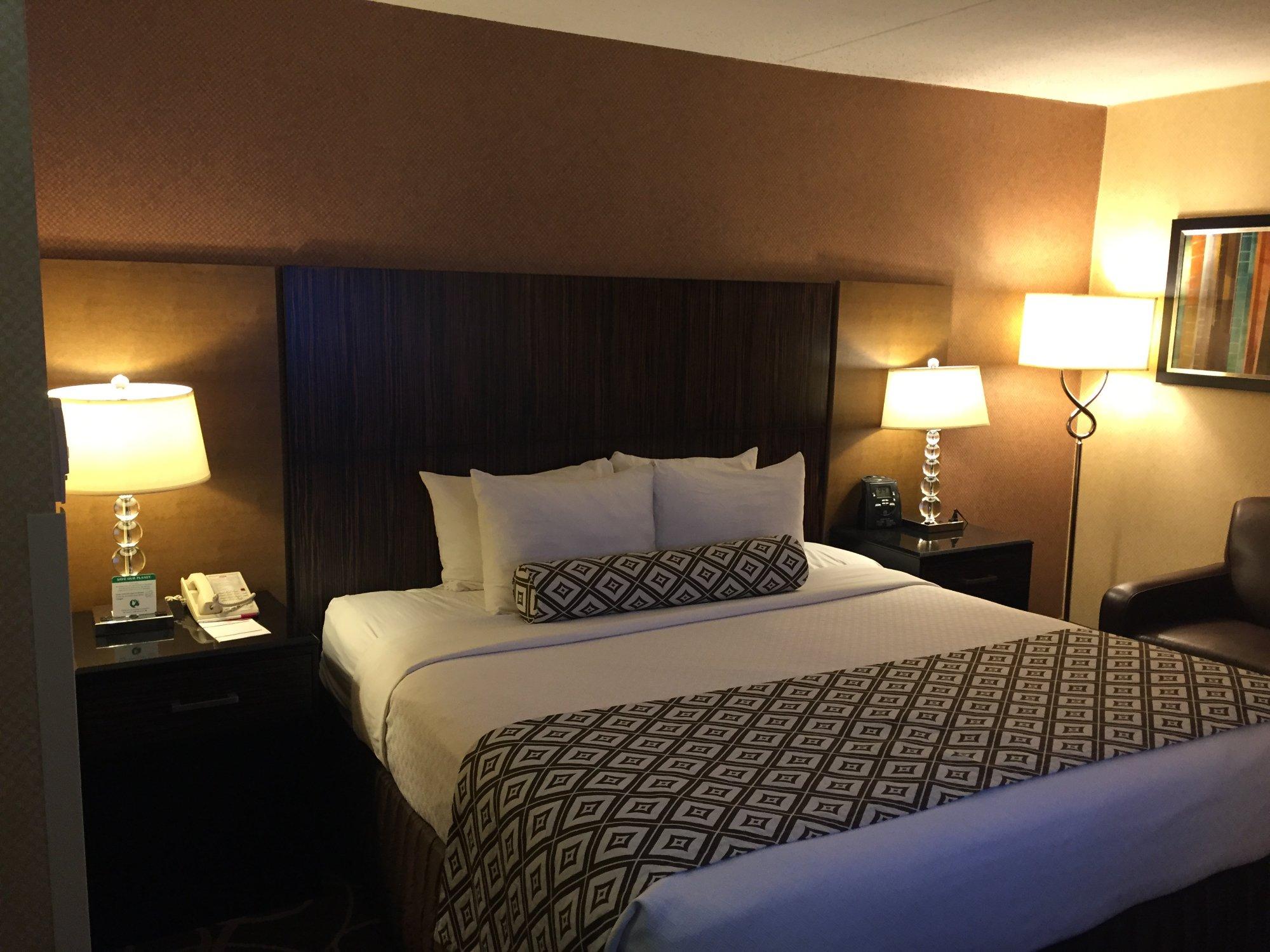 紐瓦克國際機場皇冠假日飯店