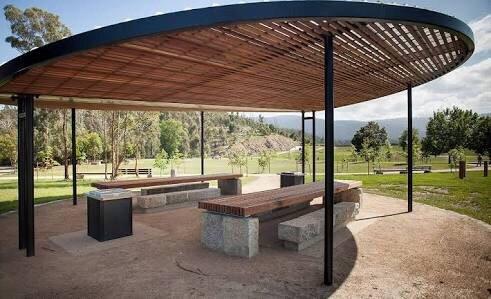 Toorourrong Reservoir Park