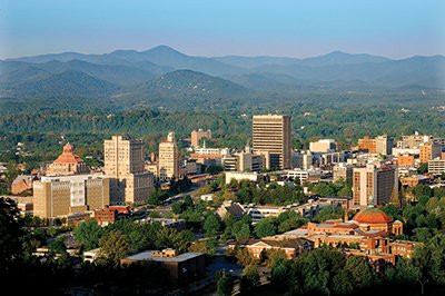 Asheville Helicopter Tours