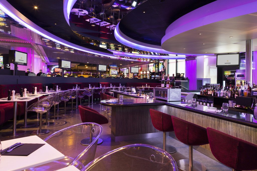 Casino d'enghien restaurant baccarat