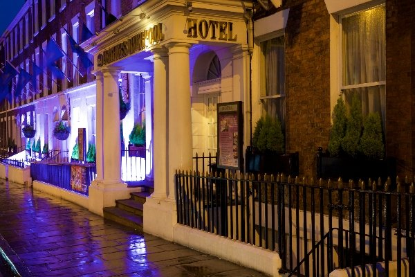 貝斯特韋斯特化羽利物浦酒店