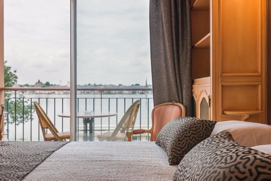 Hotel au poisson d 39 argent le mesnil en vall e france for Chambre agriculture maine et loire