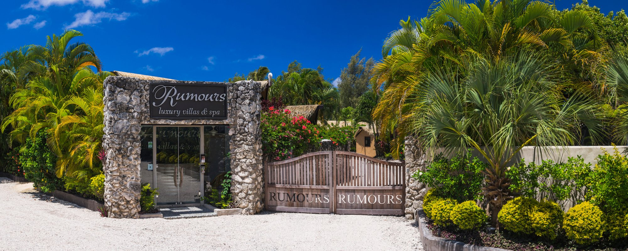 Rumours Luxury Villas and Spa