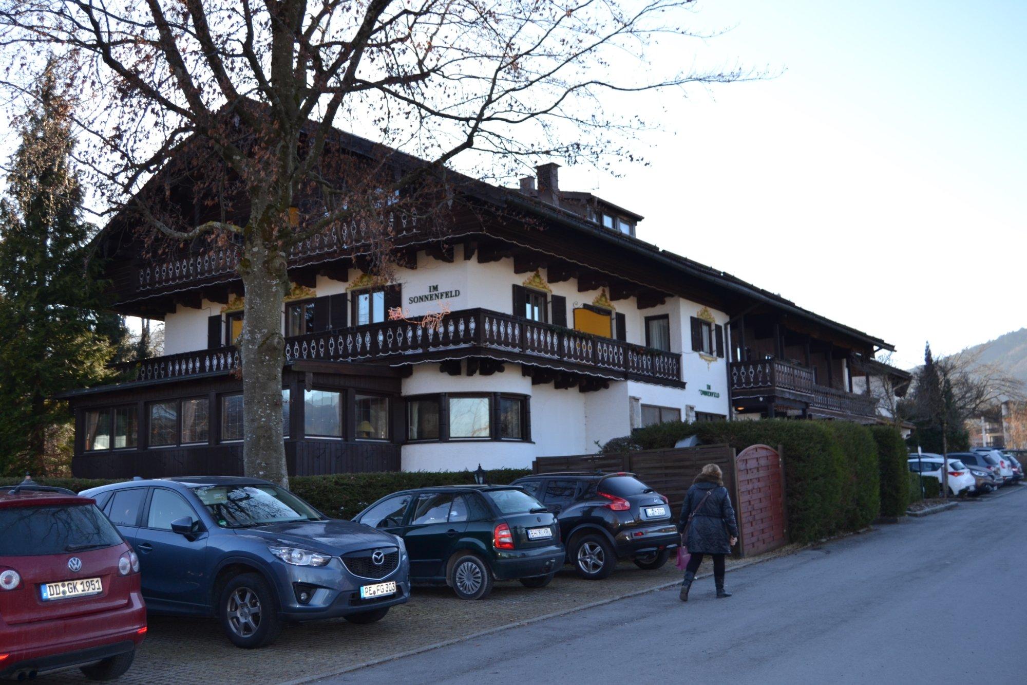 Landhaus Im Sonnenfeld