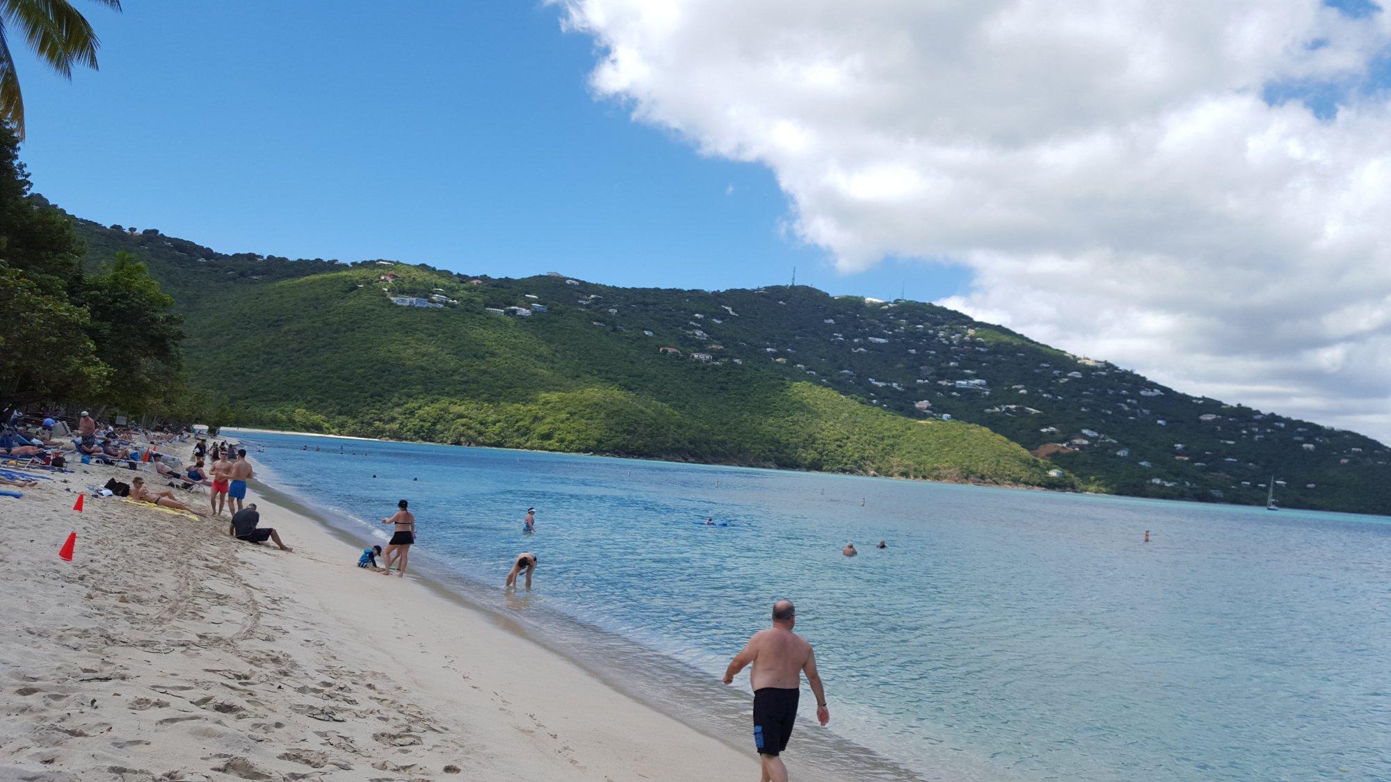 Megan's Bay Beach
