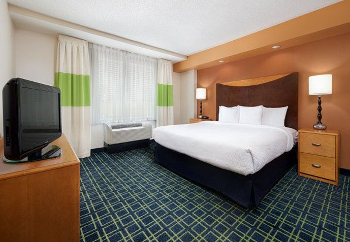 Fairfield Inn & Suites Indianapolis Downtown