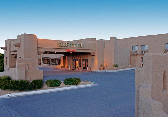 Courtyard Santa Fe