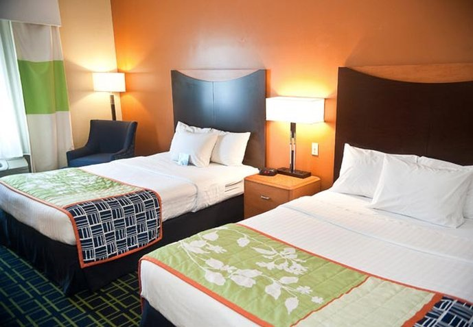 Fairfield Inn & Suites Brookings