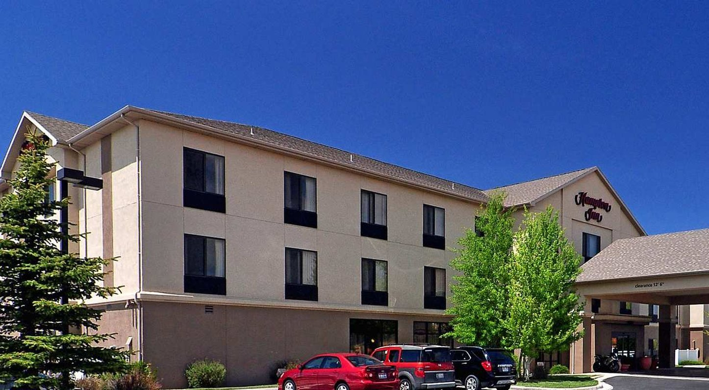 Hampton Inn Laramie