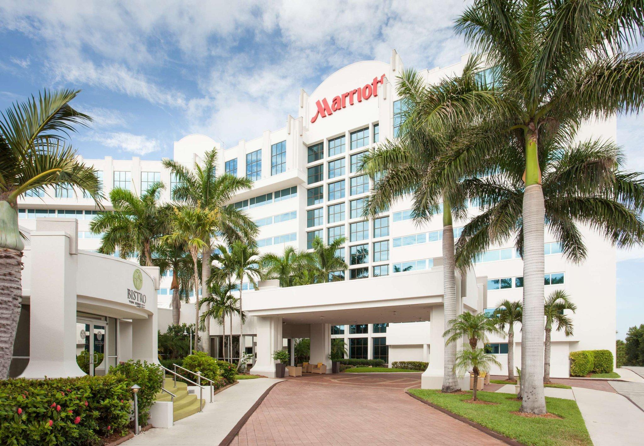 西棕櫚灘萬豪飯店