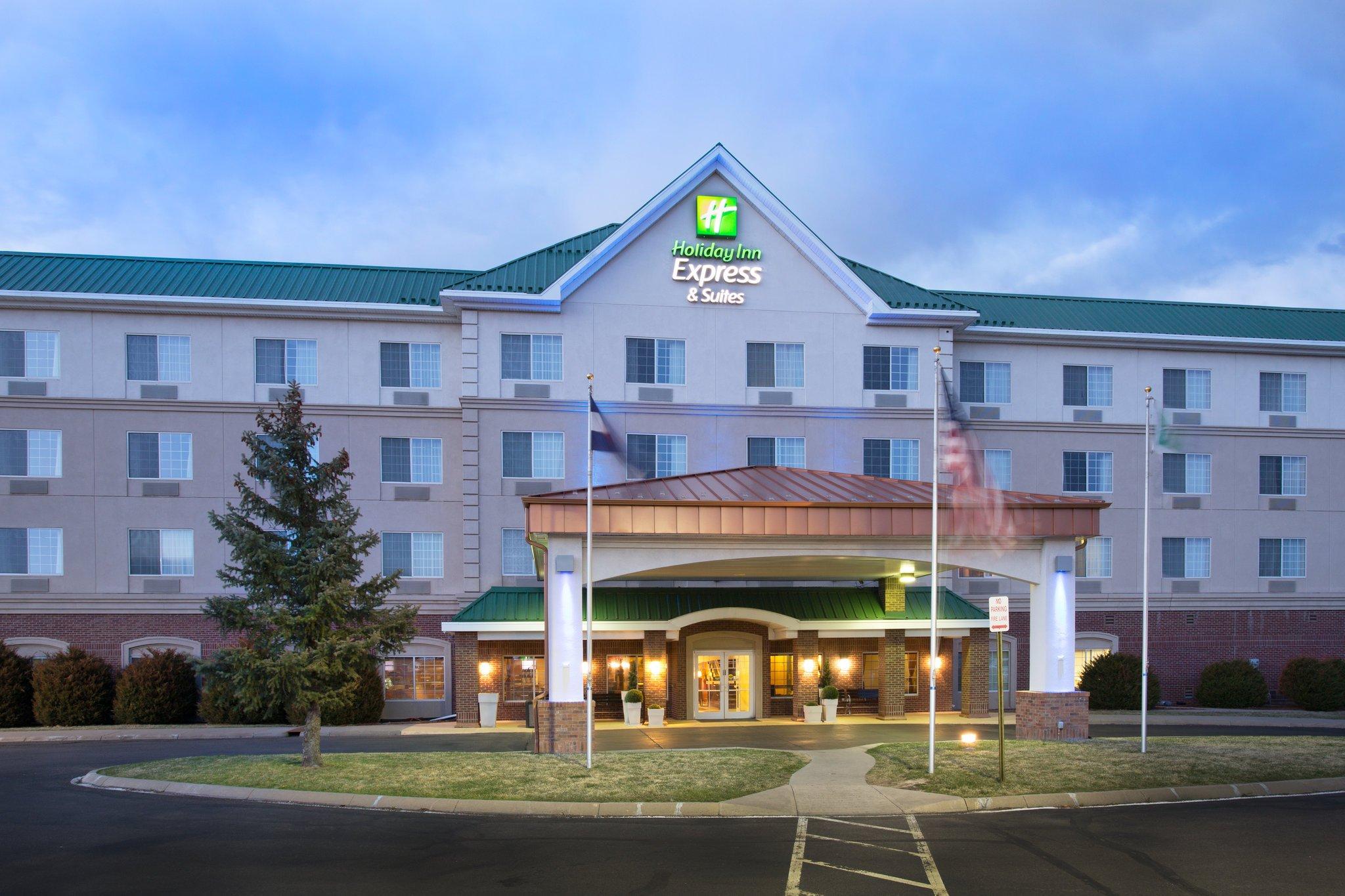 丹佛科技中心恩格爾伍德智選假日飯店及套房