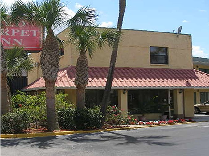 Red Carpet Inn St. Augustine