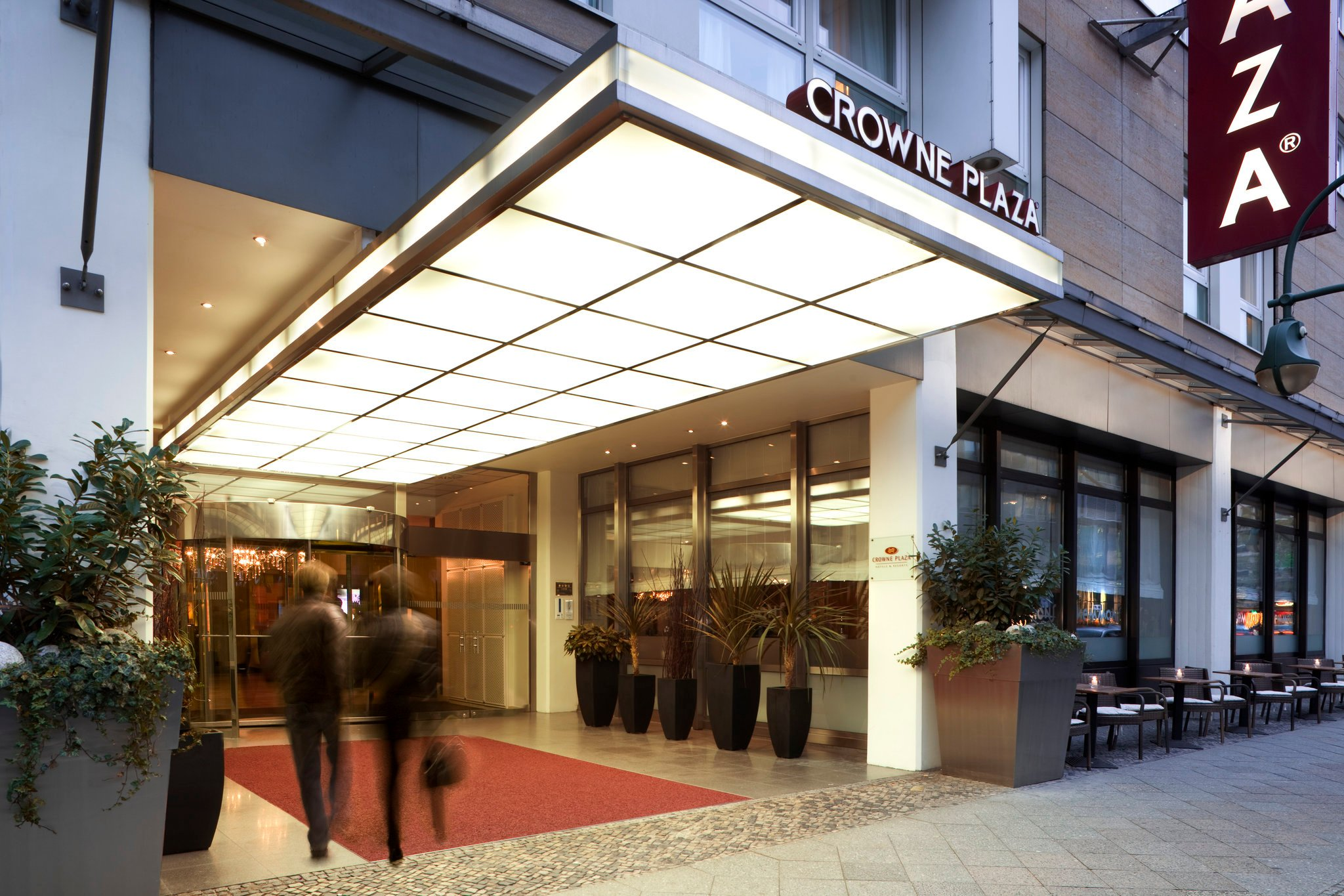 Hotel Crowne Plaza Berlin City Centre