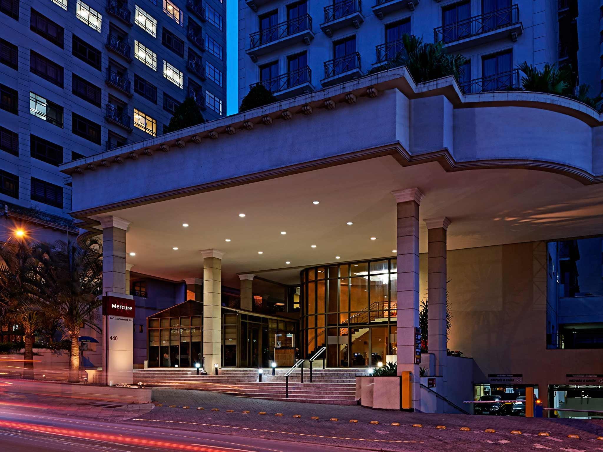 Hotel Mercure São Caetano do Sul