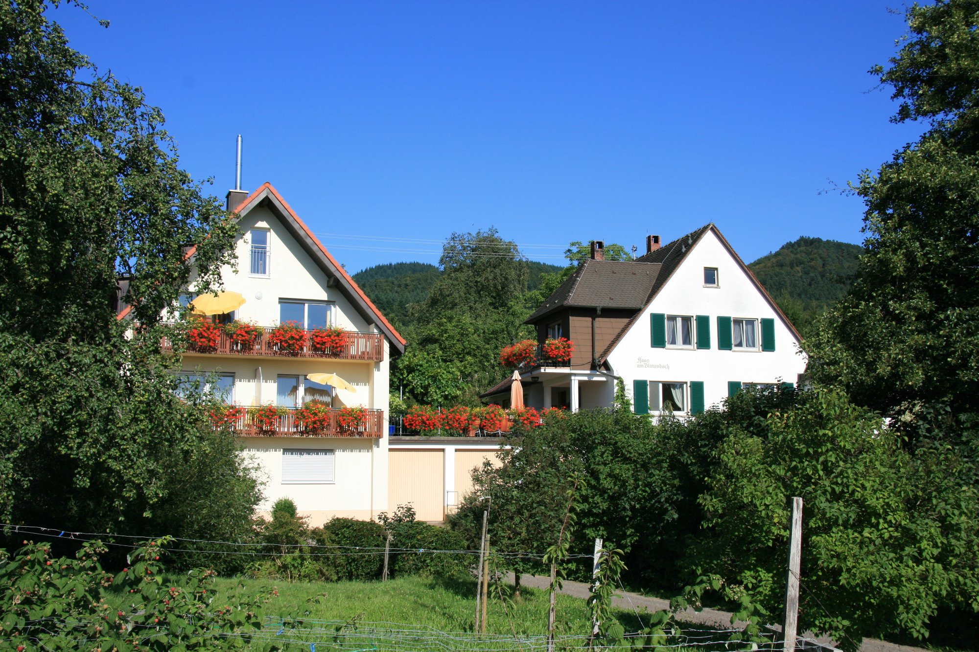 Haus am Blauenbach