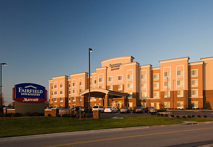 hotel review reviews fairfield suites kansas city overland park