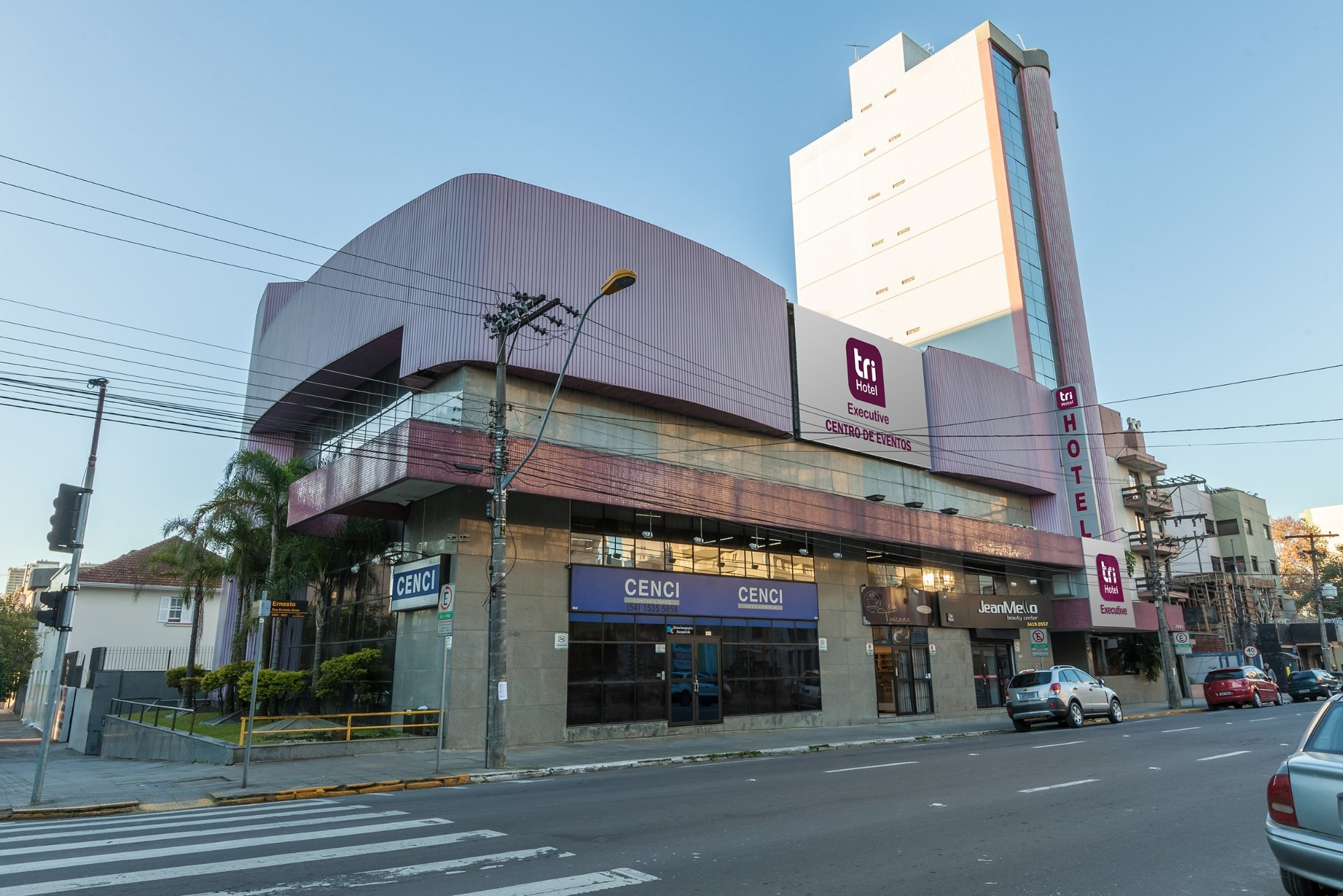 Tri Hotel Caxias Executive