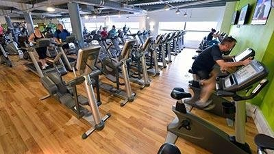 Plymouth Fitness & Wellbeing Gym