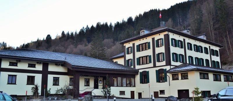 Hotel Bad Serneus