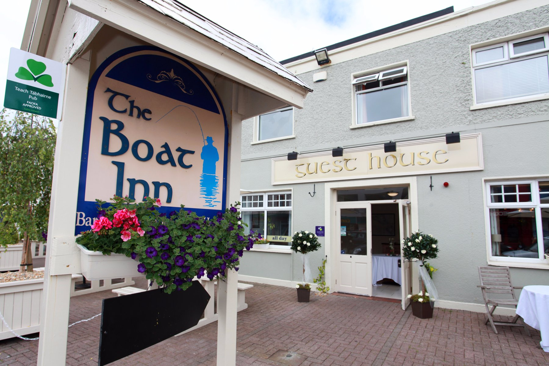 ‪The Boat Inn‬