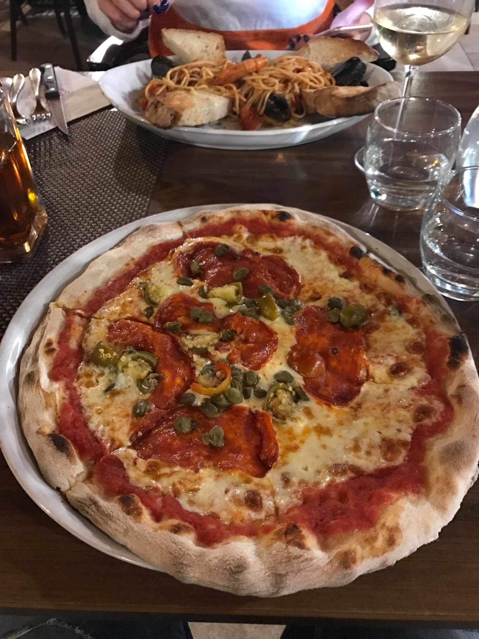 pizzeria da andrea u taliana ruzomberok restaurant reviews