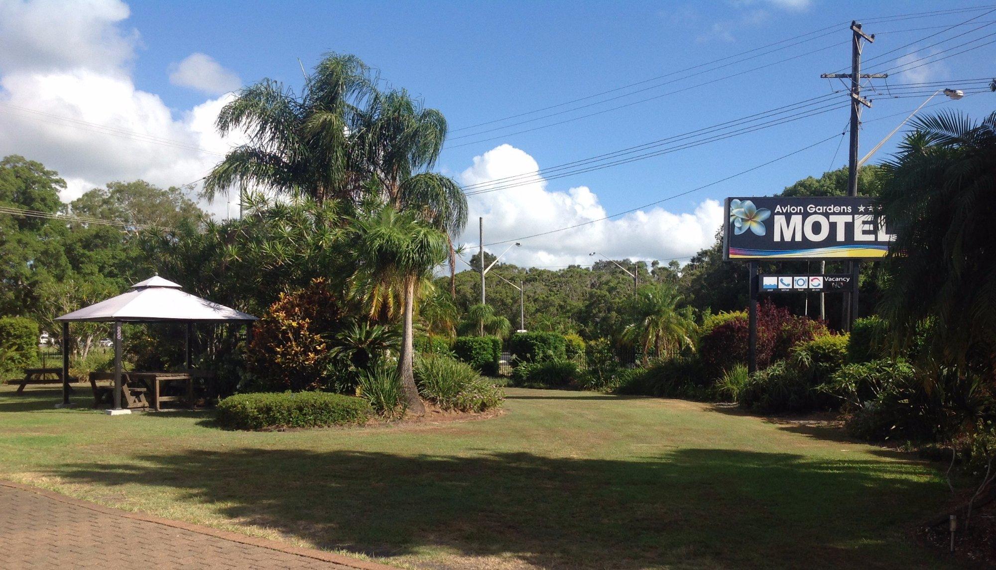 Avlon Gardens Motel