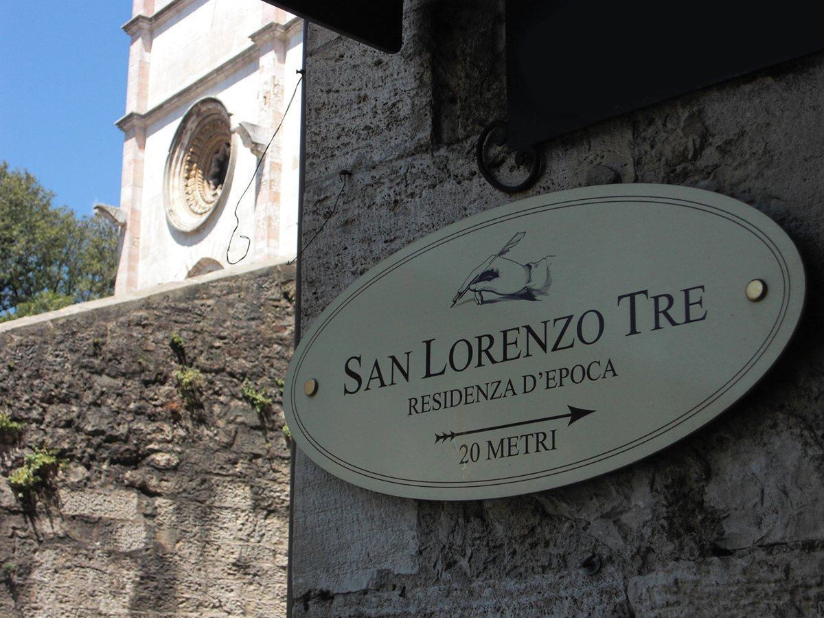 Residenza D'Epoca San Lorenzo Tre - TEMPORARILY CLOSED