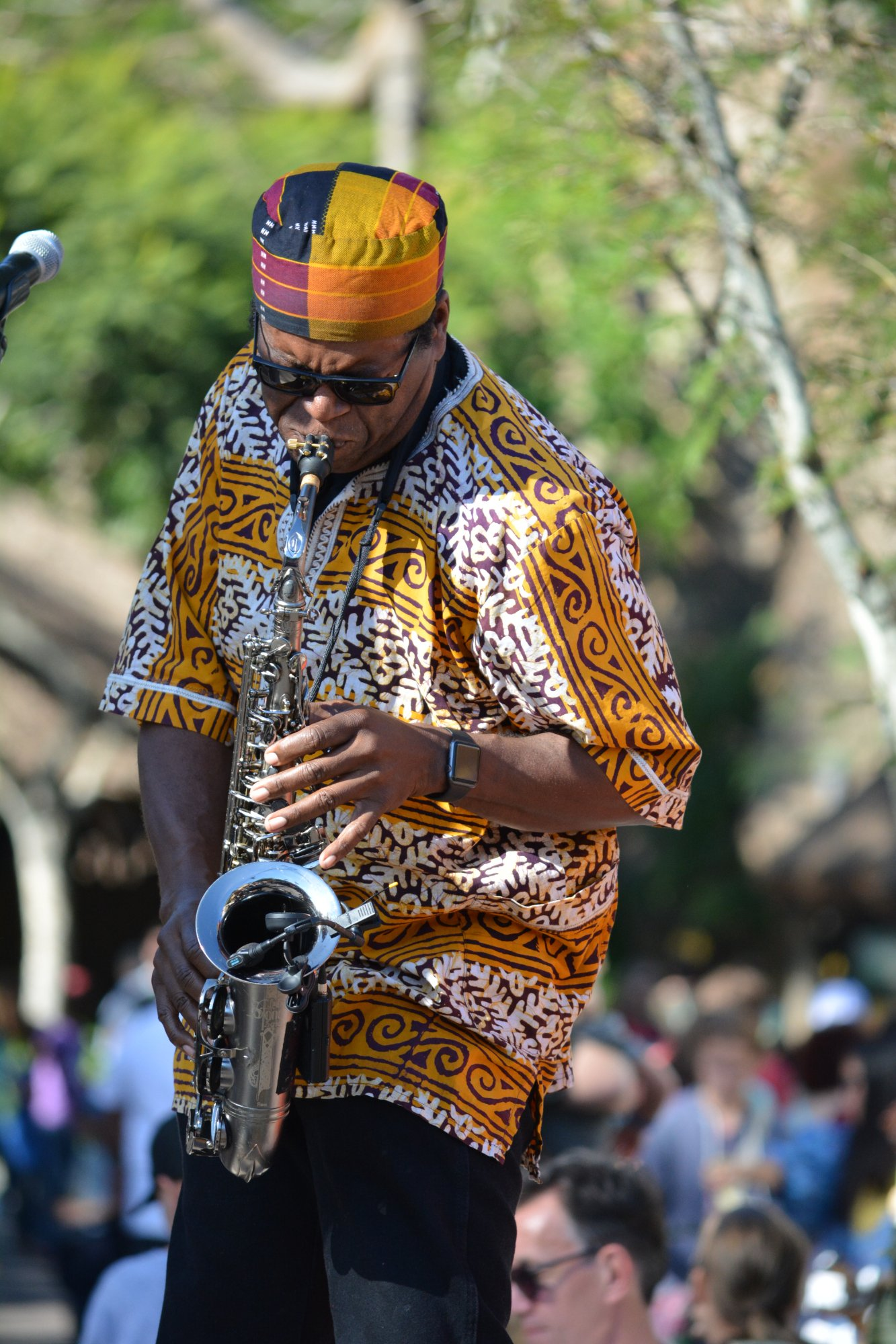 African Performers