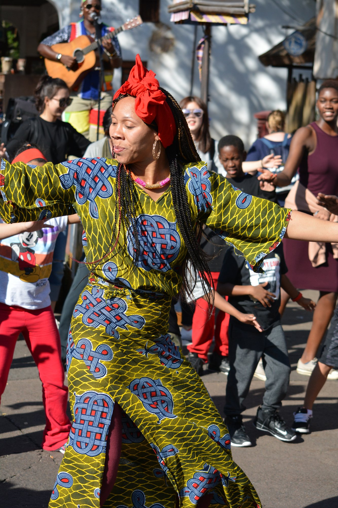Africa Performers