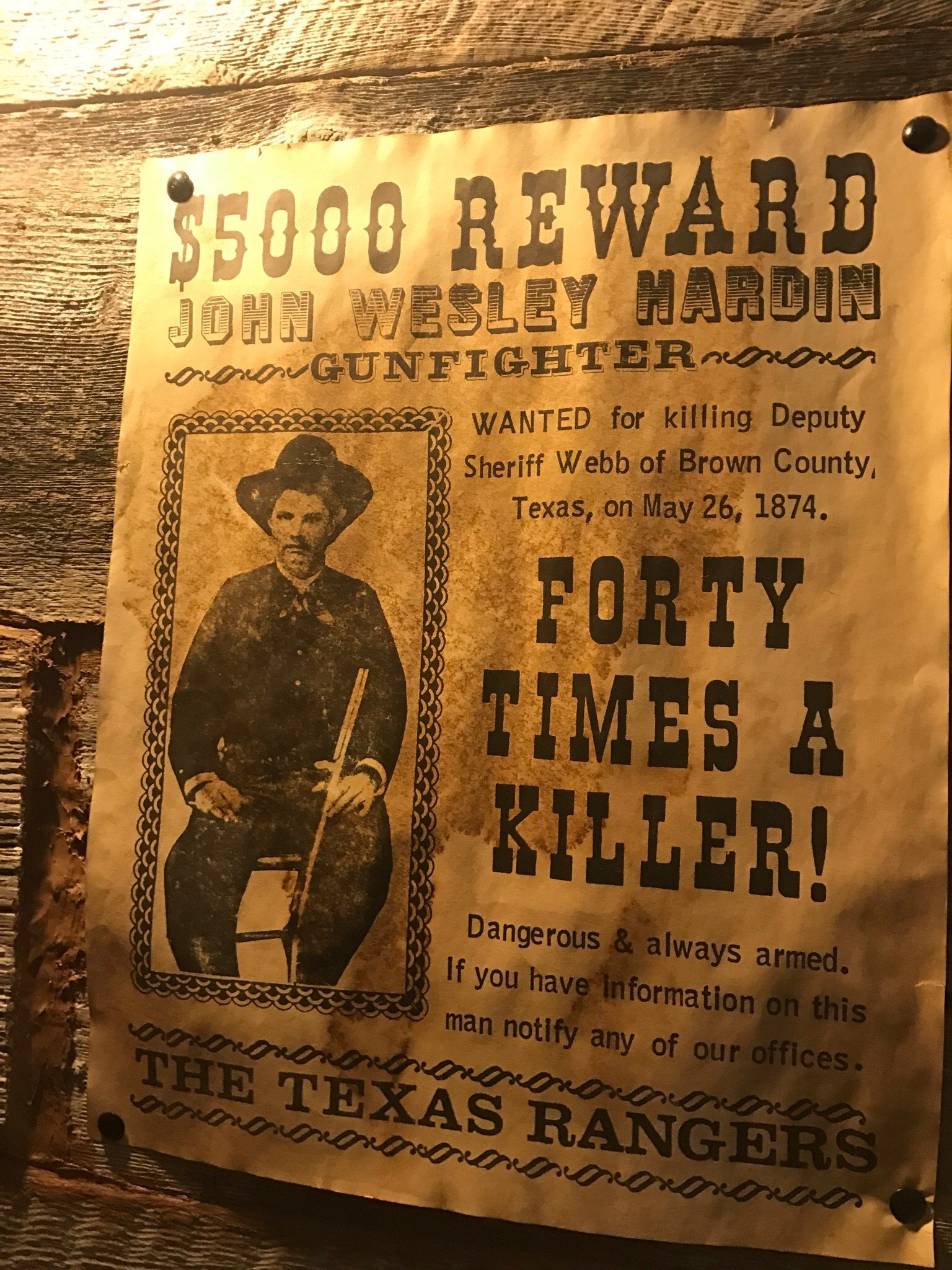 Lunch was great - cowboy stew and a grill cheese sandwich. I like the old west decor, including