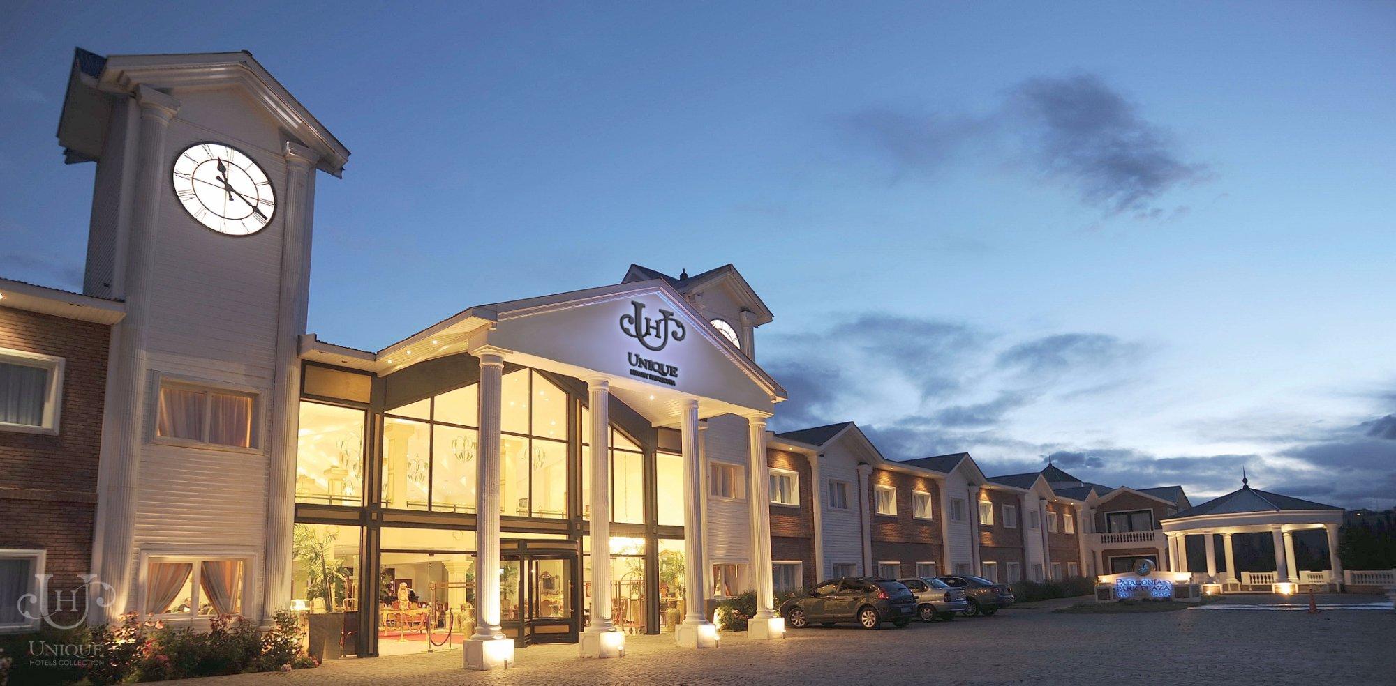 ケンピンスキー ホテル パタゴニア パーク プラザ エル カラファテ