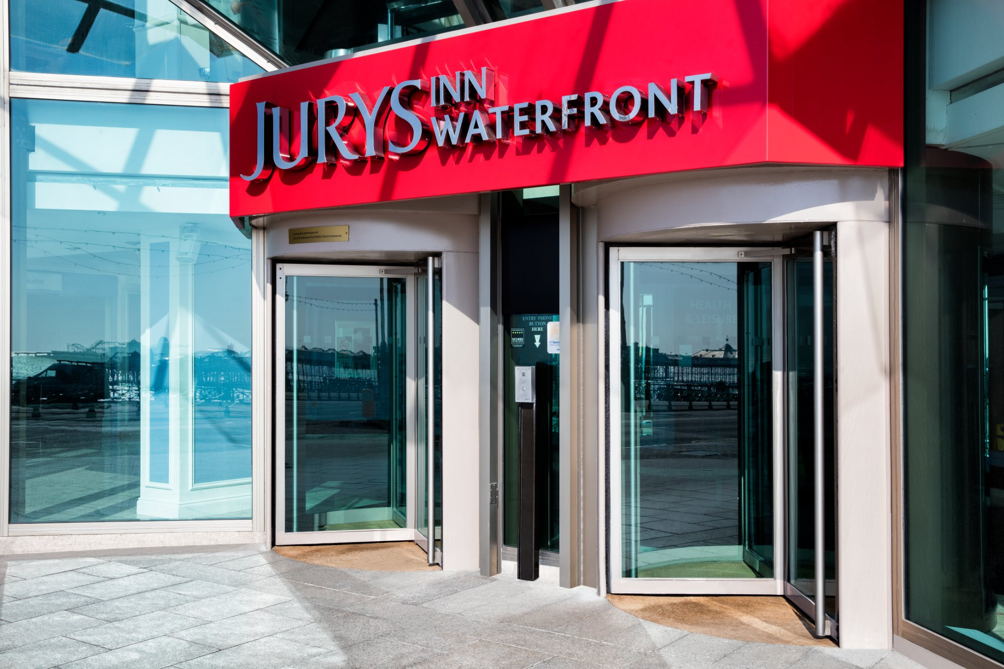 Jurys Inn Brighton Waterfront