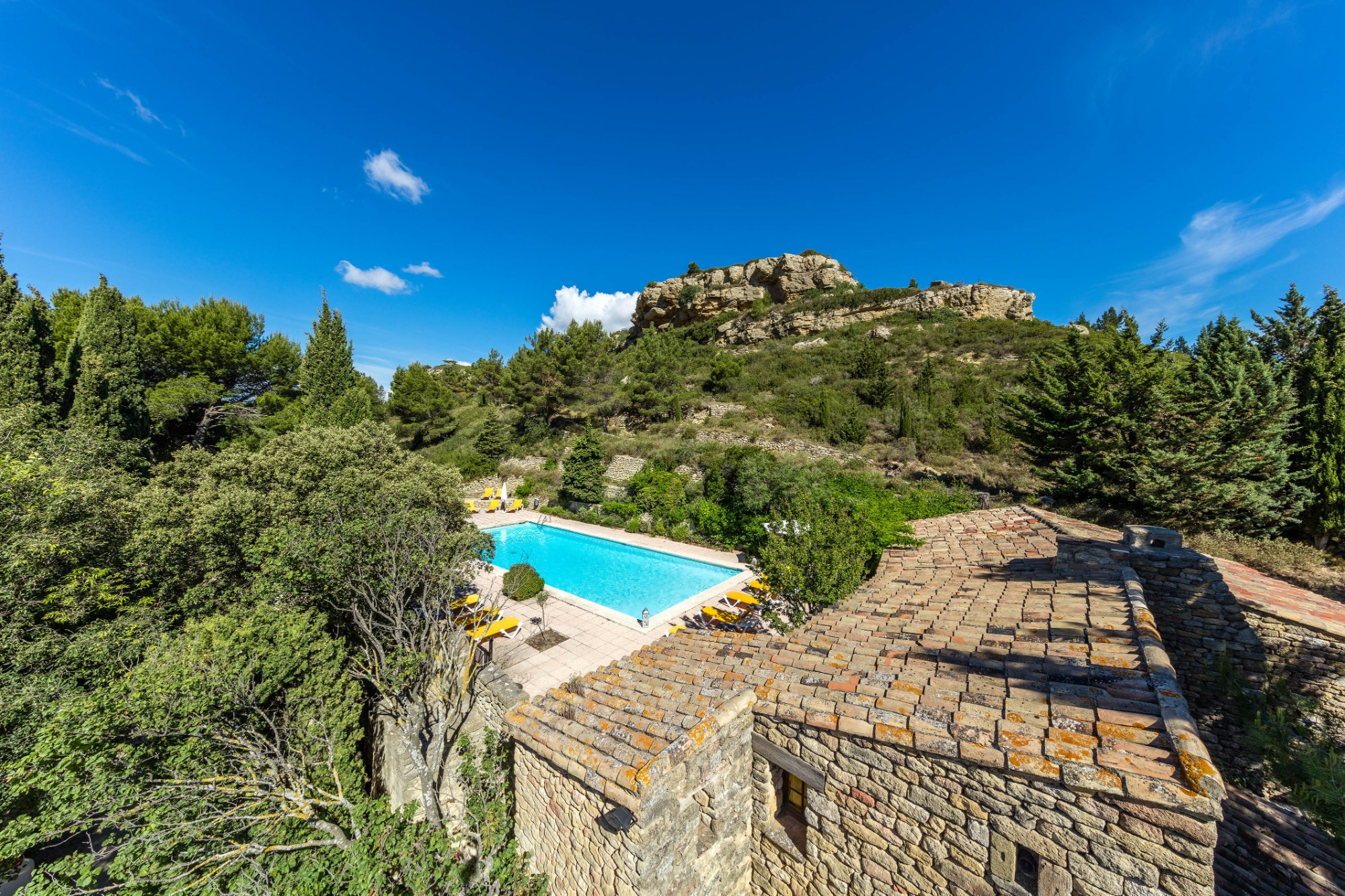 Garrigae abbaye de sainte croix updated 2017 prices for Abbaye de sainte croix salon de provence restaurant