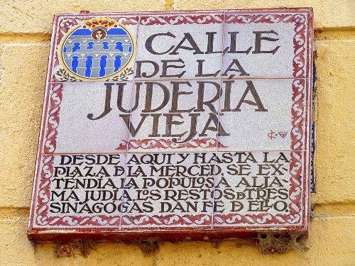Jewish Segovia and Toledo