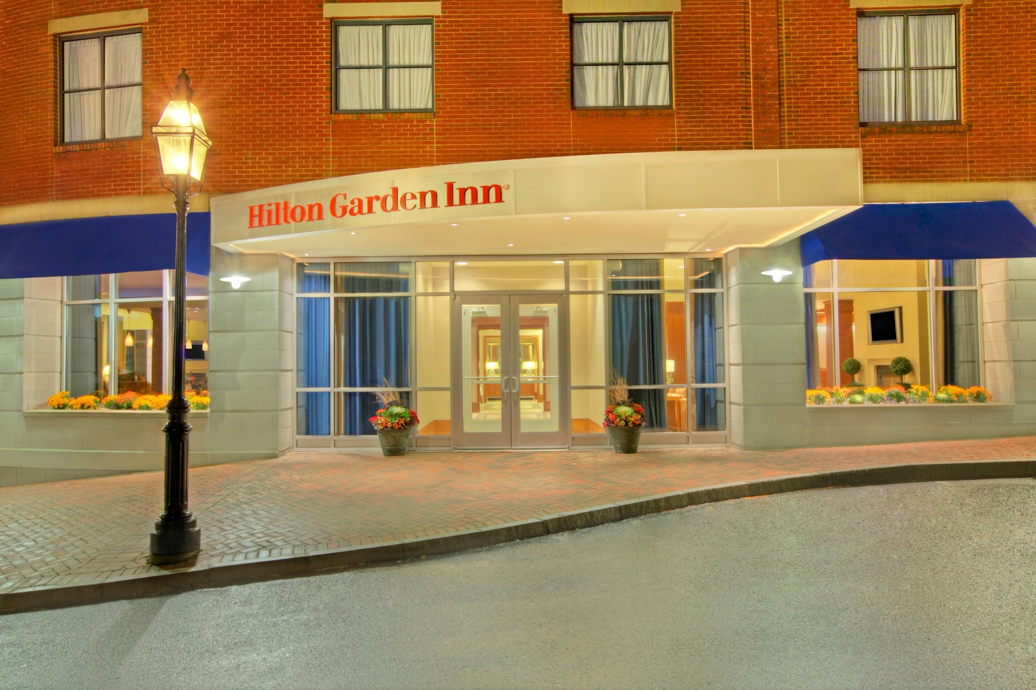 Hilton Garden Inn Portsmouth Downtown